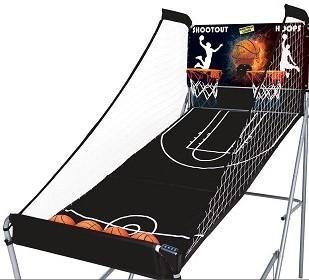 Shootout hoops game 400 basket 2
